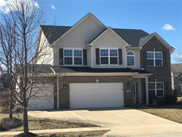 5991 Bladen Drive, Noblesville, IN 46062 (MLS #21628315) :: AR/haus Group Realty