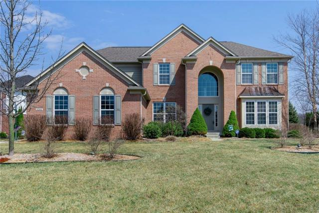 9260 Rocky Cay Court, Zionsville, IN 46077 (MLS #21628525) :: AR/haus Group Realty