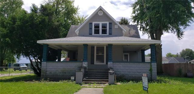 207 E Sherman Street, Windfall, IN 46076 (MLS #21628656) :: The Indy Property Source