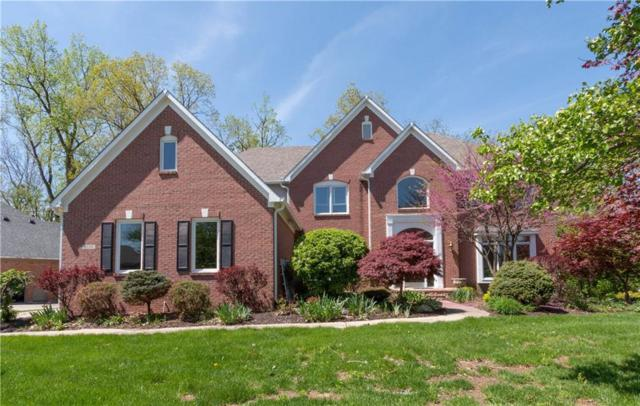 7320 Royal Oakland Drive, Indianapolis, IN 46236 (MLS #21629034) :: Richwine Elite Group