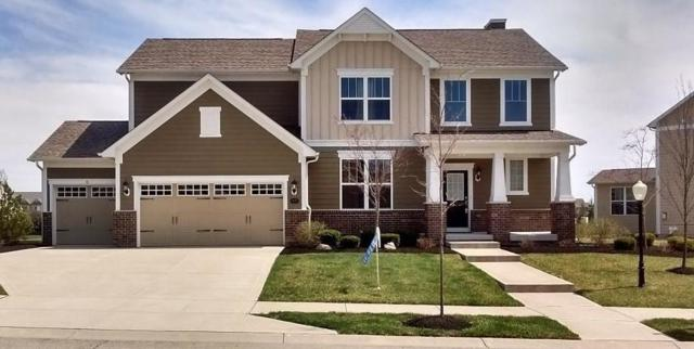 12675 Moonseed Drive, Carmel, IN 46032 (MLS #21629315) :: The ORR Home Selling Team