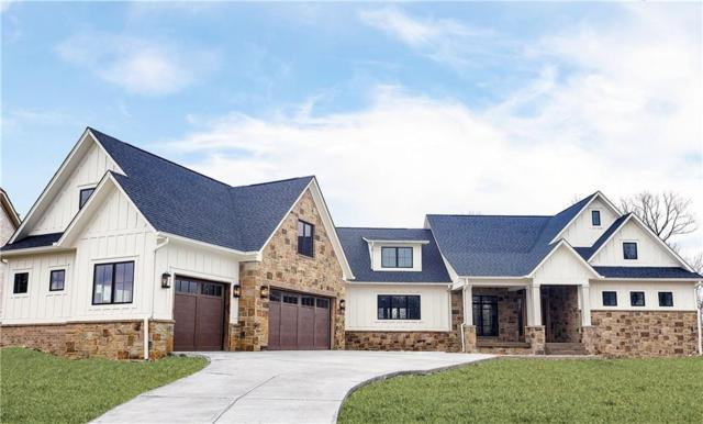 20275 Chatham Creek Drive, Westfield, IN 46074 (MLS #21629354) :: The ORR Home Selling Team