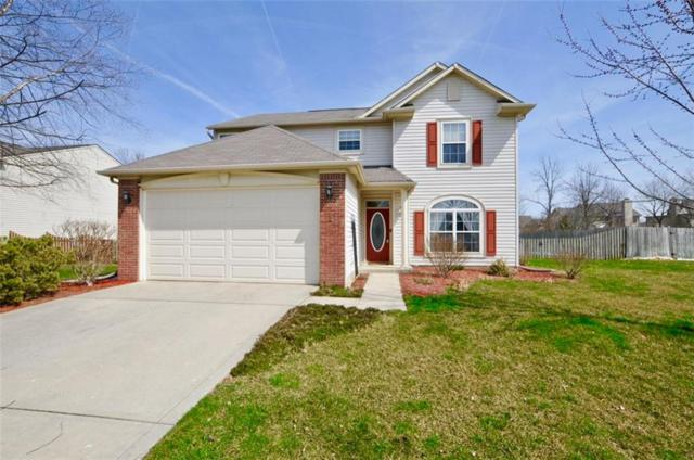 1143 Kinross Drive, Avon, IN 46123 (MLS #21629415) :: Mike Price Realty Team - RE/MAX Centerstone