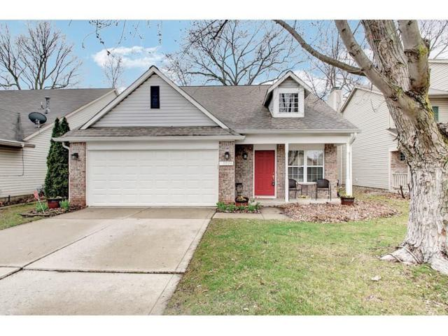 11176 Harrington Lane, Fishers, IN 46038 (MLS #21629599) :: Mike Price Realty Team - RE/MAX Centerstone