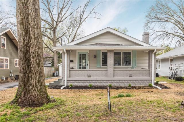 5860 Haverford Avenue, Indianapolis, IN 46220 (MLS #21630048) :: Richwine Elite Group