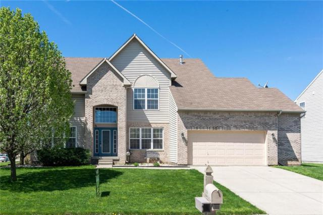 11206 Falling Water Way, Fishers, IN 46037 (MLS #21630134) :: Mike Price Realty Team - RE/MAX Centerstone