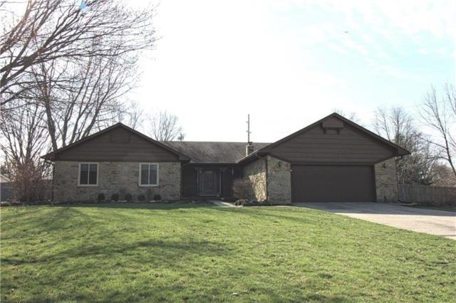 823 Ashbourne Court, Greenwood, IN 46142 (MLS #21630169) :: The ORR Home Selling Team