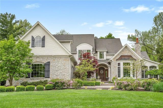 7960 High Drive, Indianapolis, IN 46240 (MLS #21630339) :: Richwine Elite Group