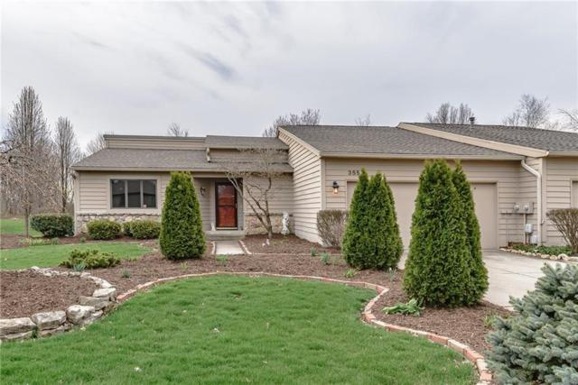 355 Sandbrook Drive, Noblesville, IN 46062 (MLS #21630368) :: David Brenton's Team
