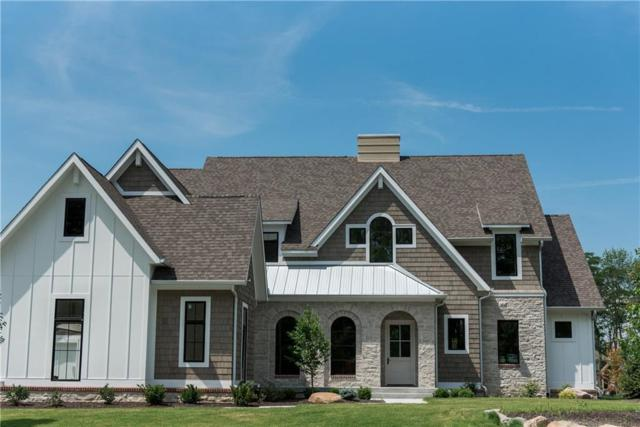 900 Chatham Hills Boulevard, Westfield, IN 46074 (MLS #21630380) :: The ORR Home Selling Team