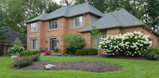 7310 Royal Oakland Drive, Indianapolis, IN 46236 (MLS #21630429) :: The ORR Home Selling Team