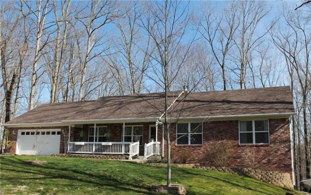 148 Ridgeway Drive, Nashville, IN 47448 (MLS #21630497) :: The ORR Home Selling Team