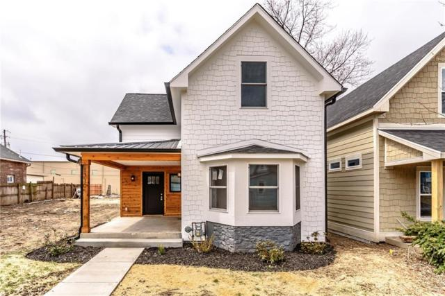 1310 Olive Street, Indianapolis, IN 46203 (MLS #21631095) :: FC Tucker Company