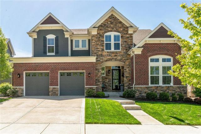 13499 Dorster Street, Fishers, IN 46037 (MLS #21631110) :: The Star Team | RE/MAX Realty Group