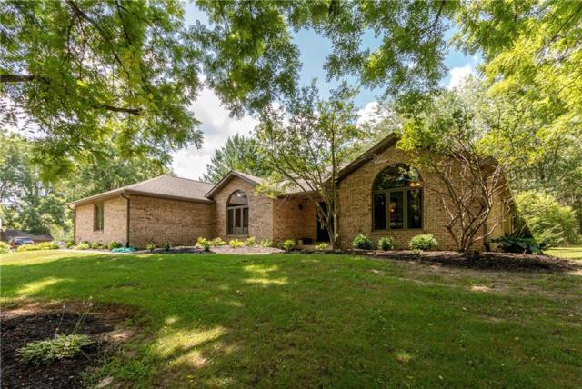 186 S County Road 450 W, Danville, IN 46122 (MLS #21631347) :: The Indy Property Source