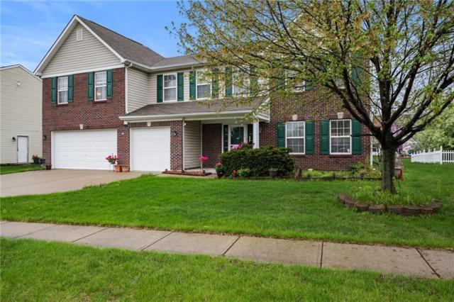 10410 Zinfandel Place, Fishers, IN 46038 (MLS #21631351) :: Mike Price Realty Team - RE/MAX Centerstone