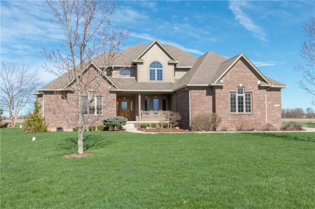 6306 Sunshine Meadows Lane, Brownsburg, IN 46112 (MLS #21631461) :: Richwine Elite Group