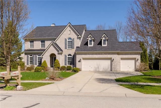 9098 Iris Lane, Zionsville, IN 46077 (MLS #21631503) :: AR/haus Group Realty