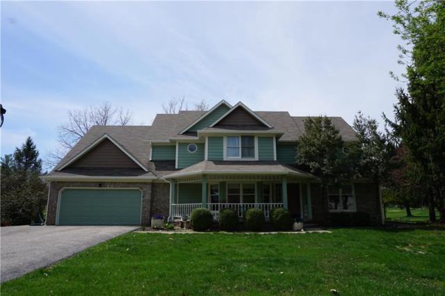 3260 Southampton Drive, Martinsville, IN 46151 (MLS #21631519) :: Richwine Elite Group