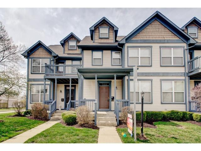 2404 Central Avenue B, Indianapolis, IN 46205 (MLS #21631549) :: The Indy Property Source