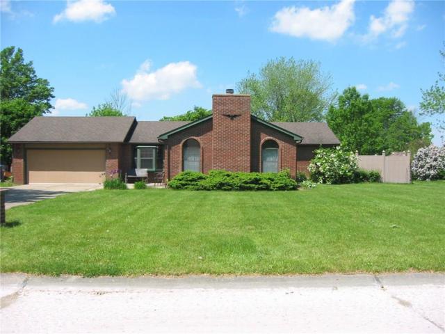750 Cynthia Lane, Whiteland, IN 46184 (MLS #21631566) :: The Indy Property Source
