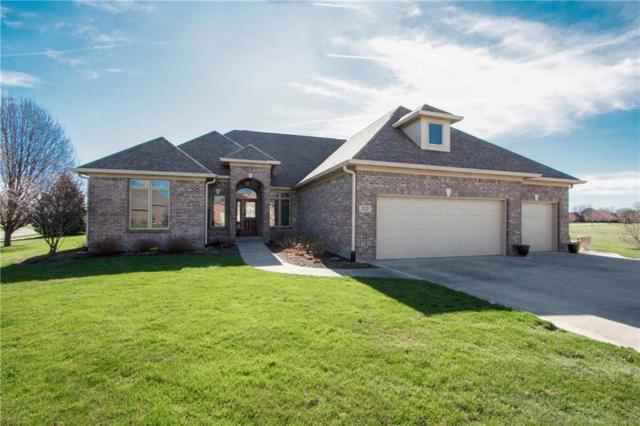 323 Fox Trail Drive, Pittsboro, IN 46167 (MLS #21631698) :: Heard Real Estate Team   eXp Realty, LLC