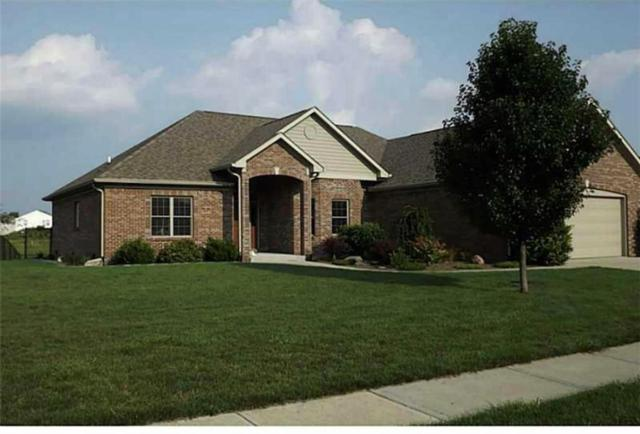 13155 N Departure Boulevard, Camby, IN 46113 (MLS #21631839) :: The Indy Property Source