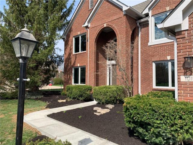 10119 Sea Star Way, Fishers, IN 46038 (MLS #21632258) :: AR/haus Group Realty