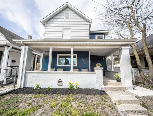 1548 Lexington Avenue, Indianapolis, IN 46203 (MLS #21632633) :: AR/haus Group Realty