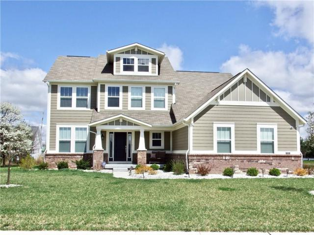 1338 Longford Way, Greenwood, IN 46143 (MLS #21632736) :: Mike Price Realty Team - RE/MAX Centerstone