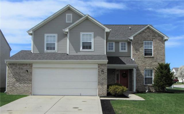 2548 Longleaf Drive, Greenwood, IN 46143 (MLS #21632888) :: Mike Price Realty Team - RE/MAX Centerstone