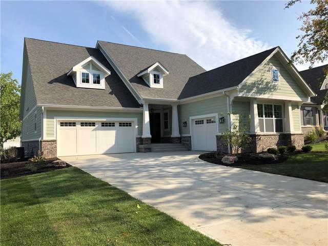 5806 Darcy Court, Indianapolis, IN 46250 (MLS #21632917) :: The Star Team | RE/MAX Realty Group