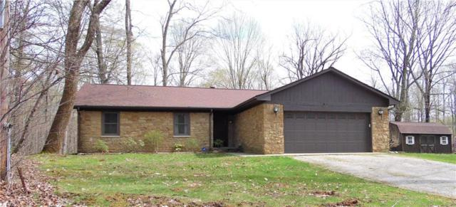 6170 W Big Hurricane Road, Martinsville, IN 46151 (MLS #21632998) :: The Indy Property Source