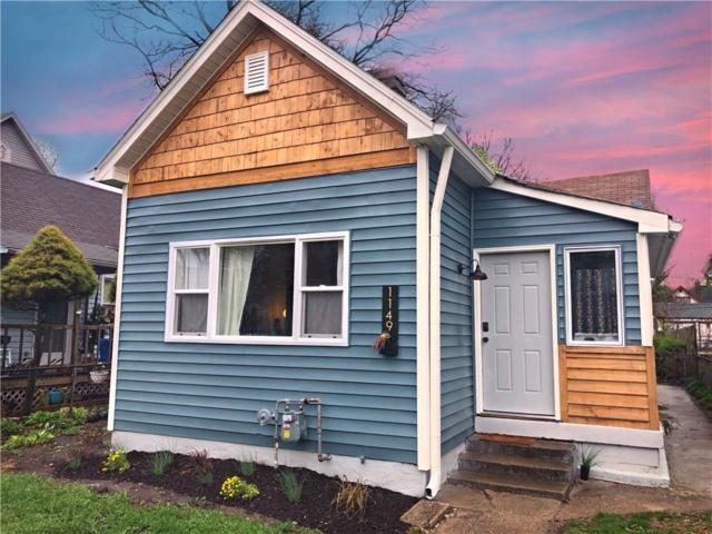 1149 Olive Street, Indianapolis, IN 46203 (MLS #21633008) :: Mike Price Realty Team - RE/MAX Centerstone