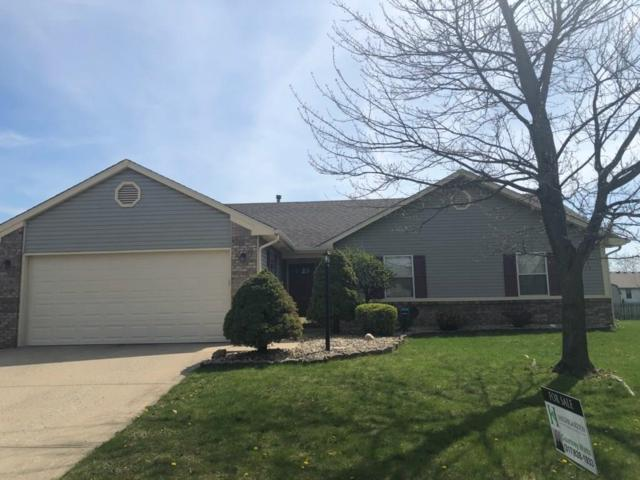 929 Center Street, Greenfield, IN 46140 (MLS #21633029) :: Mike Price Realty Team - RE/MAX Centerstone