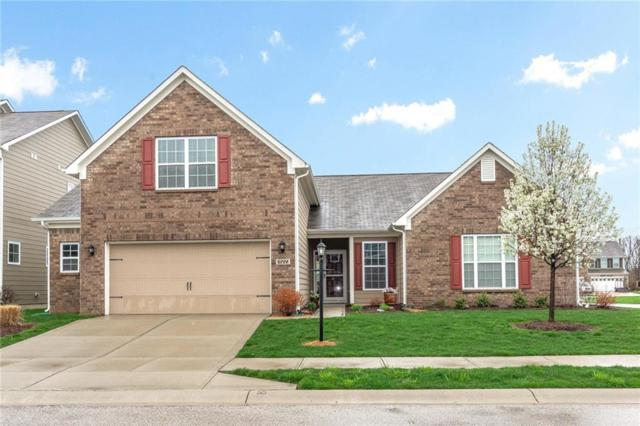 6222 Silver Leaf Drive, Zionsville, IN 46077 (MLS #21633217) :: David Brenton's Team