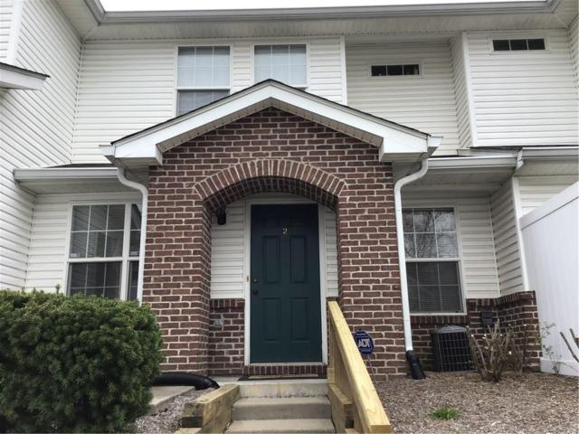 4964 Potomac Square Way #2, Indianapolis, IN 46268 (MLS #21633270) :: Mike Price Realty Team - RE/MAX Centerstone