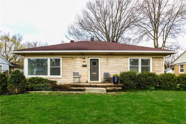 5650 Primrose Avenue, Indianapolis, IN 46220 (MLS #21633281) :: AR/haus Group Realty