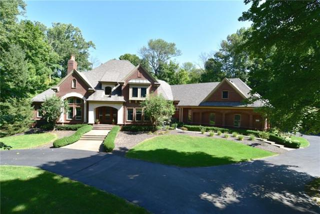7518 W Banta Woods Drive, Bargersville, IN 46106 (MLS #21633385) :: The Indy Property Source