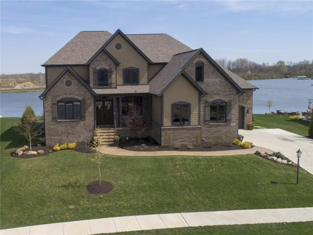 13624 Lake Ridge Lane, Mccordsville, IN 46055 (MLS #21633695) :: The Evelo Team