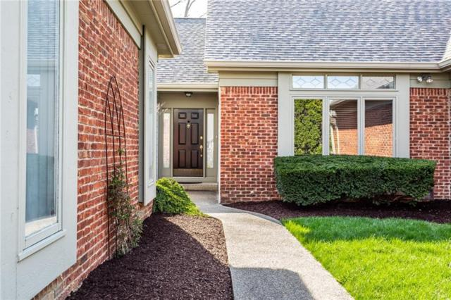 9265 Tamarack Drive #31, Indianapolis, IN 46260 (MLS #21633702) :: The Indy Property Source