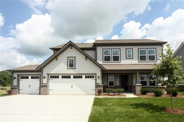 6927 Collisi Place, Brownsburg, IN 46112 (MLS #21633724) :: Mike Price Realty Team - RE/MAX Centerstone