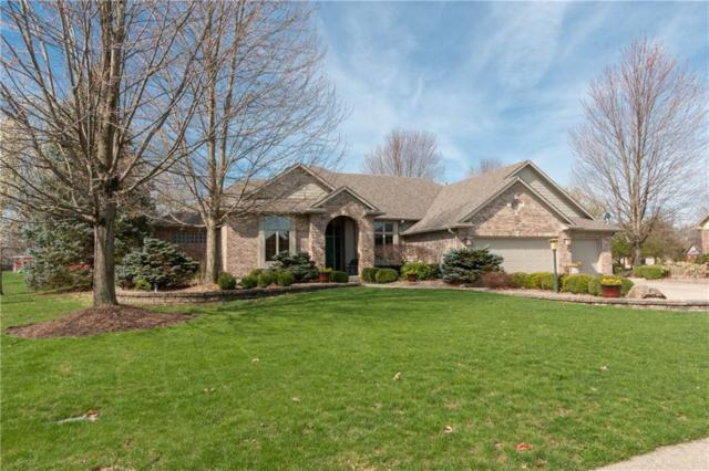 1049 Morningside Drive, Greenfield, IN 46140 (MLS #21633773) :: AR/haus Group Realty