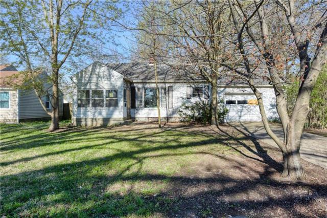 4534 N Mitchner Avenue, Indianapolis, IN 46226 (MLS #21635507) :: The Indy Property Source