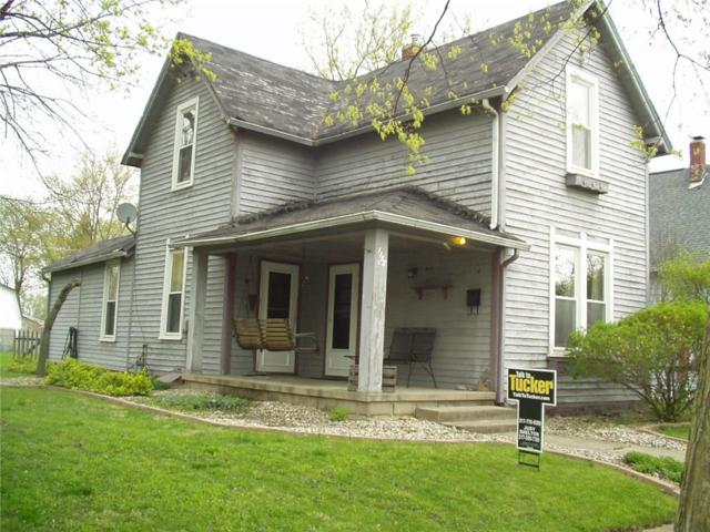 1152 Washington Street, Noblesville, IN 46060 (MLS #21635583) :: The Indy Property Source