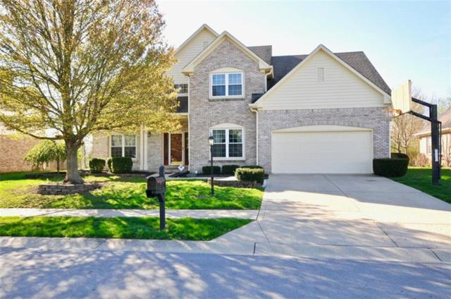 2311 Emerald Pines Lane, Westfield, IN 46074 (MLS #21635689) :: The Evelo Team