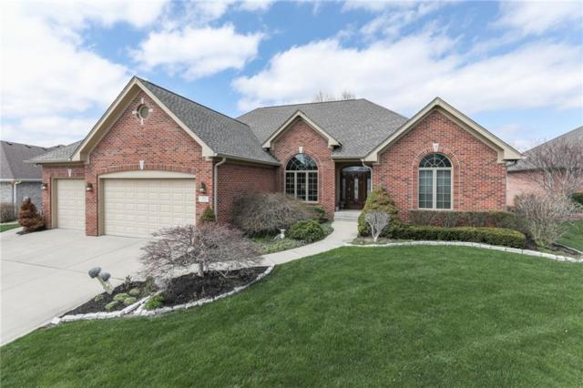 3596 Sugar Maple Court, Greenwood, IN 46142 (MLS #21636155) :: David Brenton's Team