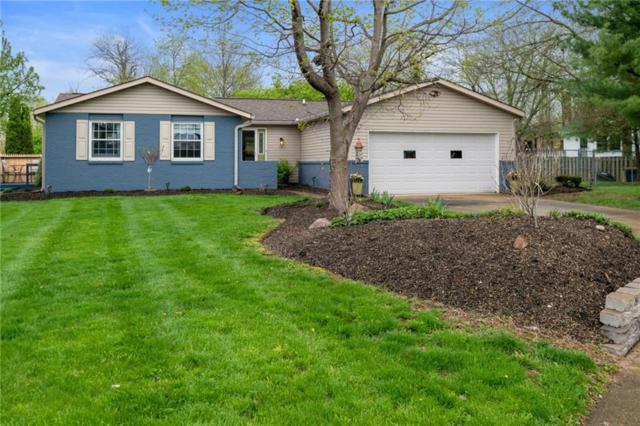 22 Sunblest Court, Fishers, IN 46038 (MLS #21636160) :: FC Tucker Company