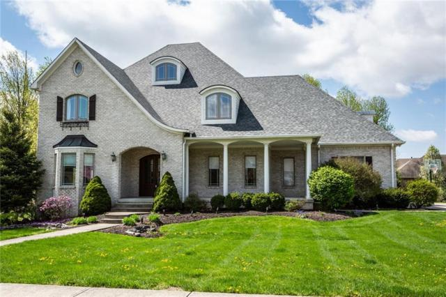 4681 Parkstone Lane, Avon, IN 46123 (MLS #21636384) :: AR/haus Group Realty
