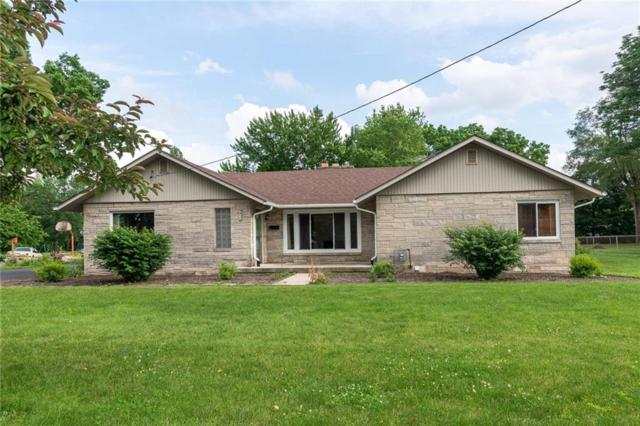 811 E Thompson Street, Edinburgh, IN 46124 (MLS #21636523) :: Mike Price Realty Team - RE/MAX Centerstone